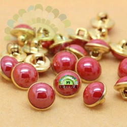Pearl button - 8mm (69)