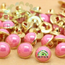 Pearl button - 8mm (70)