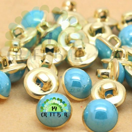 Pearl button - 8mm (72)