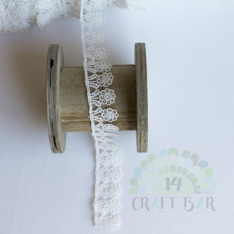 Polyester Lace 014