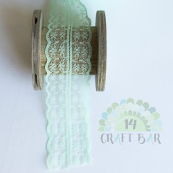 Polyester Lace 018