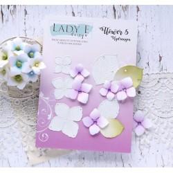 Lady E Design  HYDRANGEA