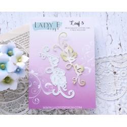 Lady E Design  Leaf 5