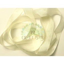 Vintage Ribbon - WHITE (01)
