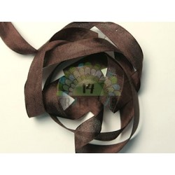 Vintage Ribbon - CHOCOLATE BROWN (013)