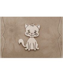 Chipboard - Kitten