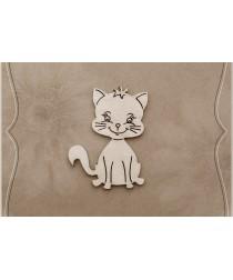 Chipboard - Kitten