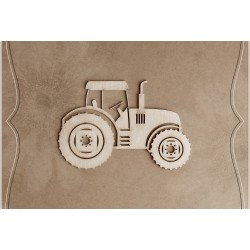 Chipboard -Tractor