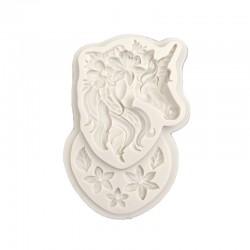 Silicone Mold - Fabulous Unicorn