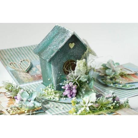 Chipboard - Bird House (3D)