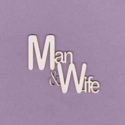 Chipboard - Man&Wife