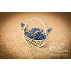 Chipboard - Round Basket  (3D)