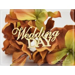 Chipboard - Wedding Day/small