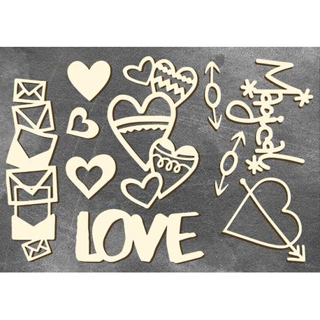 Chipboard - Heart affairs