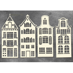 Chipboard - Old Town Houses 1