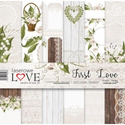 Scrapbooking Papers - First Love (12x12)