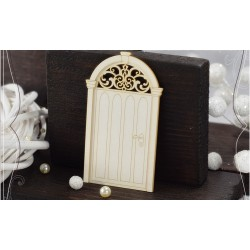 Chipboard - Decorative Door