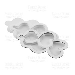 Chipboard - Shaker Cards /CLOUD