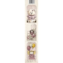 Scrapbooking Paper Strap - Baby Girl 03