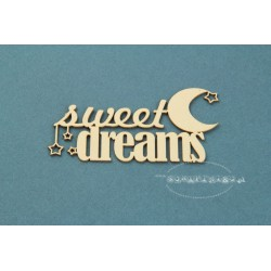 "Chipboard - ""Sweet Dreams""/text"