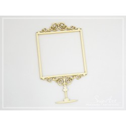 Chipboard - Retro Frame A