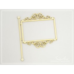 Chipboard - Retro Frame B