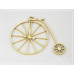 Chipboard - Retro Bicycle