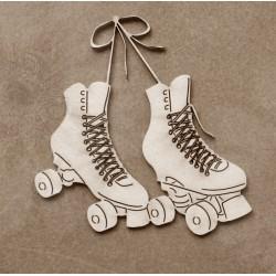 Chipboard - Roller skates