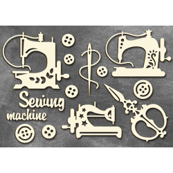 Chipboard -Sewing World