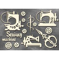 Chipboard -Sewing World