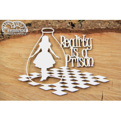 Chipboard - Reality is a prison 02 (Alice)