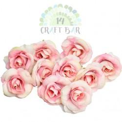 Silk Rose 4 cm / 5 pcs