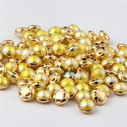 Pearl button - 8mm (46)
