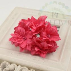 Silk Lily /RASPBERRY