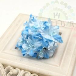 Silk Lily /BLUE