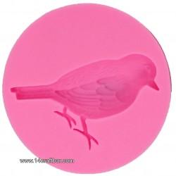 Silicone Mold - Bird