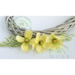 Silk Cosmos Flower