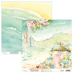 Scrapbooking Papers -PARADISE (6x6)