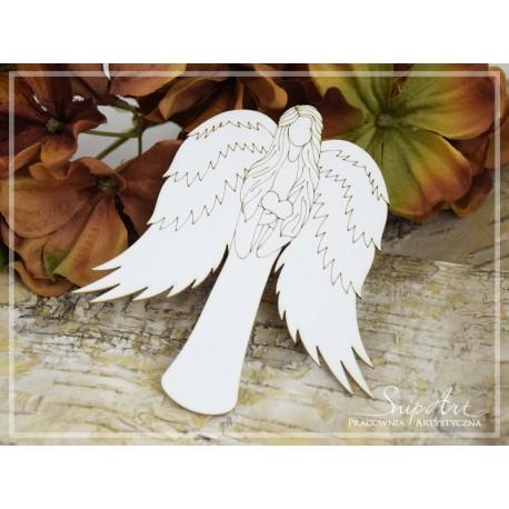 Chipboard - Big Angel