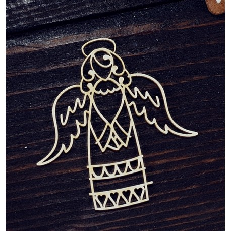 Chipboard - Angel