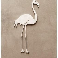 Chipboard - Flamingo
