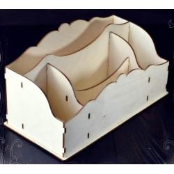 MDF - Big Letter Box