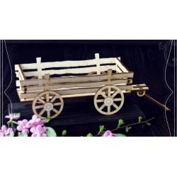 MDF - Farm Trolley/3D