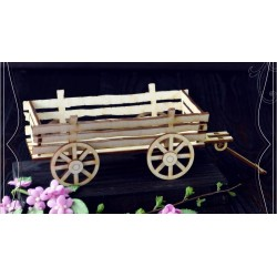 MDF - Farm Trolley/3D