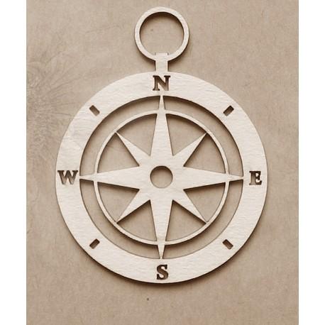 Chipboard - Compass
