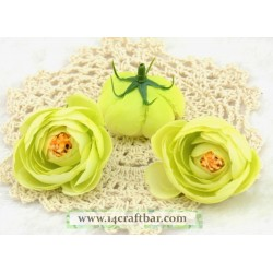 Silk Flower Bud / 5cs