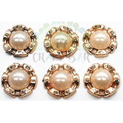 Pearl button - 20 mm (79)