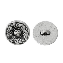 Shank Metal Button - 15mm (83)