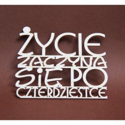 Chipboard - Polish text -po 40-tce