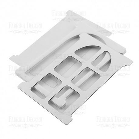 Chipboard - Shaker Cards /WINDOW 2